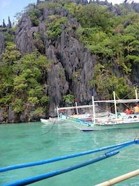 Photo from El Nido
