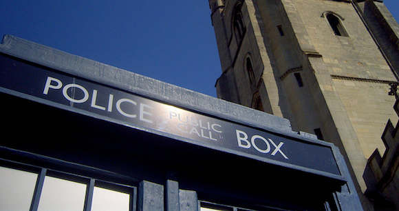 The Doctor's TARDI