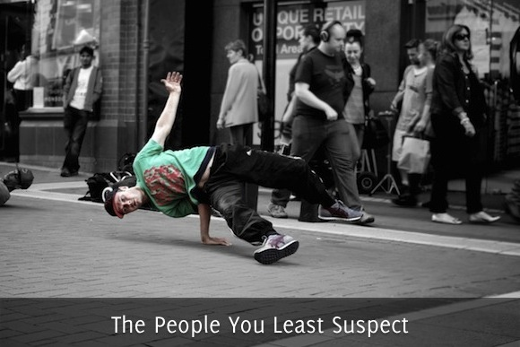 The People You Least Suspect